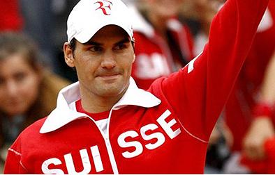 Возвращение «блудного сына»: Федерер снова в сборной в Кубке Дэвиса